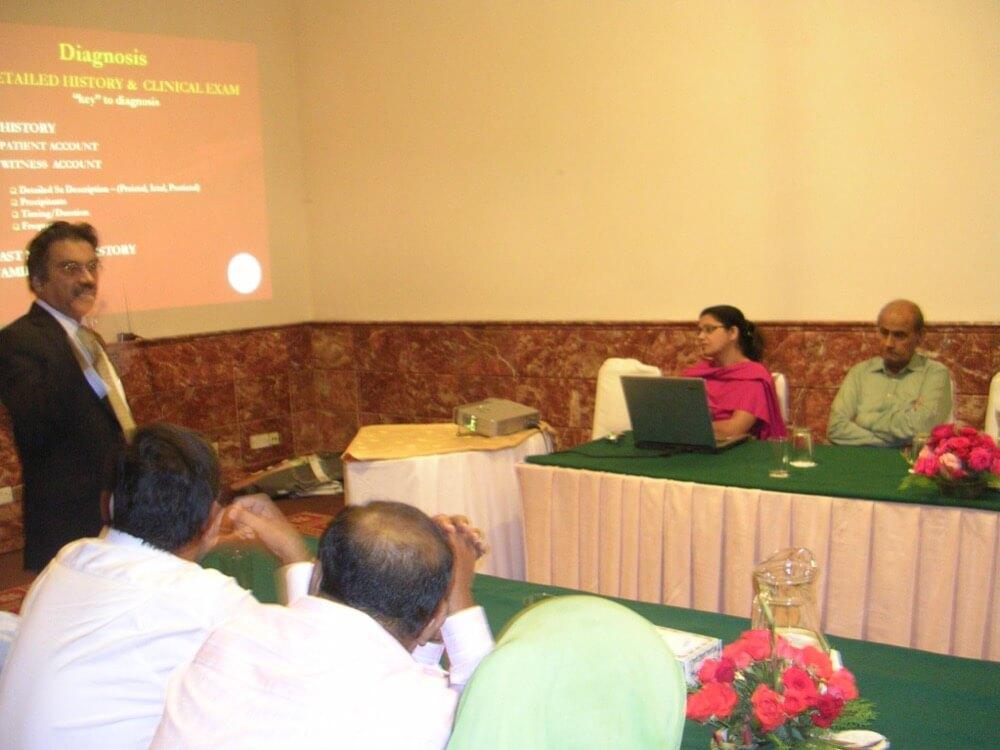 PCP Workshop at Islamabad
