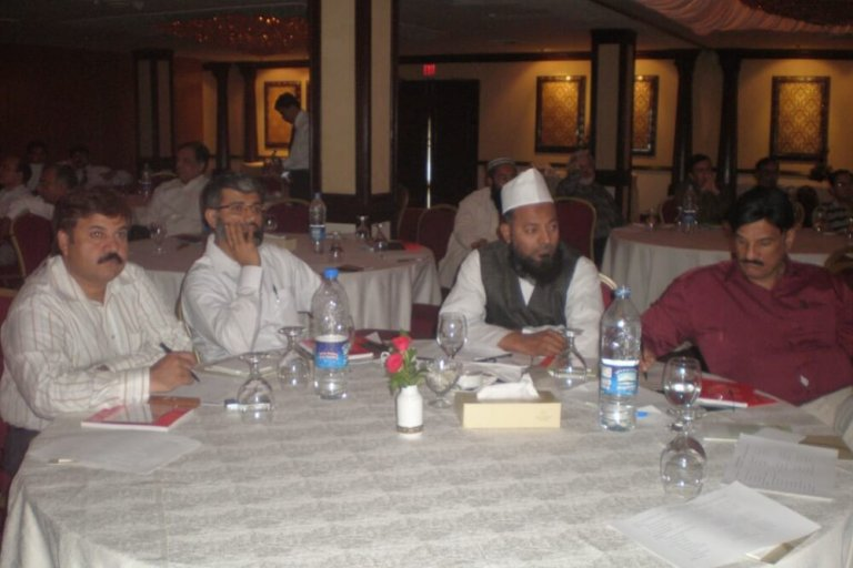 Physician Training Workshop Lahore 2