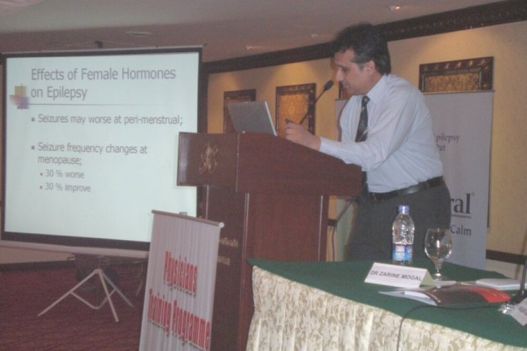 Physician Training Workshop Lahore 1