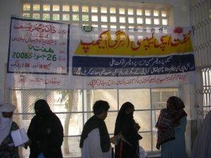 Pre Camp Week long Awareness (Banners)